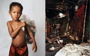 Roathy, 8 ans. Cambodge.