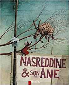 Nasreddine et son âne. Père Castor Flammarion